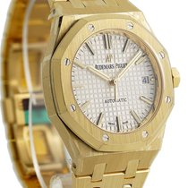 Audemars Piguet Royal Oak Selfwinding 37 mm Yellow Gold...