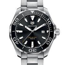 TAG Heuer Aquaracer new 2019 Quartz Watch with original box and original papers WAY101A.BA0746