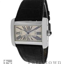 efe9008910f Relógios Cartier Tank Divan usados