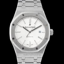 Audemars Piguet Royal Oak Selfwinding Steel 41.00mm Silver United States of America, California, San Mateo