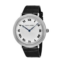 Ralph Lauren Platinum 42mm Manual winding Ralph Lauren  RLR0114700 new