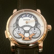 Montblanc Nicolas Rieussec Rising Hours pink gold