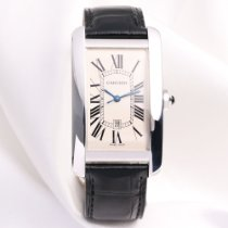 Cartier Tank Américaine White Gold (LIKE NEW CONDITION)