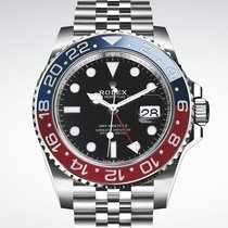 Rolex GMT-Master II 126710BLRO Jubilee Pepsi