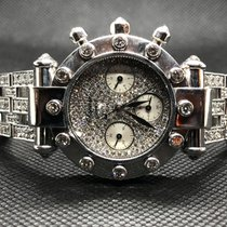萧邦 Imperiale WHITE GOLD Diamonds Chronograph