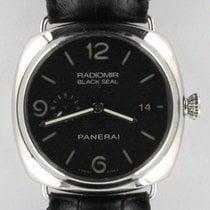 Panerai Radiomir Black Seal 3 Days Automatic occasion 45mm Acier