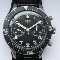 Heuer Vintage Bundeswehr Tritium 3H