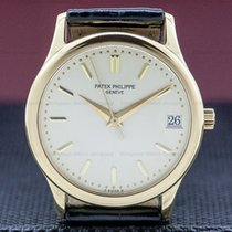 Patek Philippe Calatrava 34mm Yellow gold