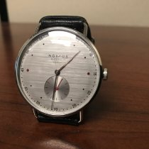 NOMOS Metro Neomatik Steel 38.5mm Silver United States of America, Texas, Houston