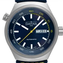 Davosa Steel 42mm Automatic 161.518.45 new
