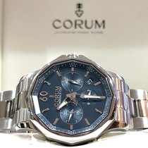 Corum Steel 42mm Automatic Admiral's Cup Legend 42 pre-owned UAE, Abu Dhabi