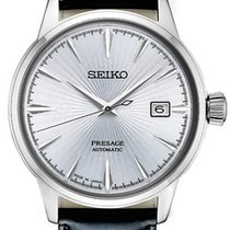Seiko SRPB43J1 Steel Presage 40.50mm new