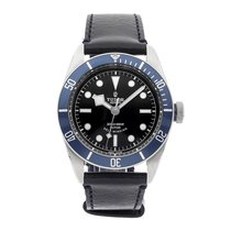 Tudor 79220B Staal 2010 Black Bay 41mm tweedehands