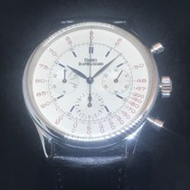 JeanRichard Steel 43mm Automatic Bressel new