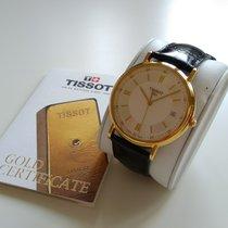 Tissot Carson Oro amarillo 39mm