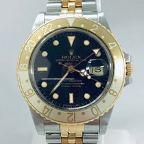 Rolex GMT-Master Gold/Steel 40mm Brown Australia, SYDNEY