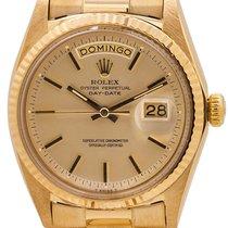 Rolex Day-Date 36 1803 1969 gebraucht