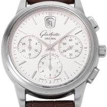 Glashütte Original Senator Chronograph 39-32-11-13-04 2003 pre-owned