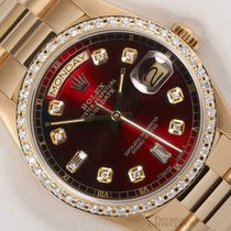 Rolex Day-Date 36 36mm Rouge