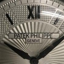 Patek Philippe Wall Clock Sehr gut Stahl 580mm Quarz
