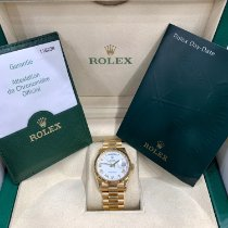 Rolex 118238 Yellow gold 2006 Day-Date 36 36mm pre-owned