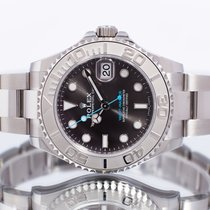 Rolex Yacht-Master 37 Steel 37mm Grey