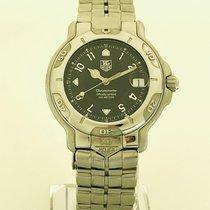 TAG Heuer 6000 Steel 38mm Black Arabic numerals United States of America, California, Mission Viejo