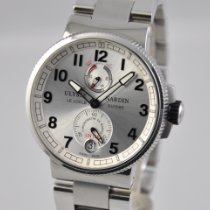 Ulysse Nardin Marine Chronometer Manufacture 1183-126-3/61 2018 pre-owned