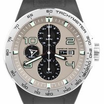 Porsche Design Steel 44.5mm Automatic Flat Six pre-owned