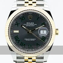 Rolex Datejust Goud/Staal 41mm