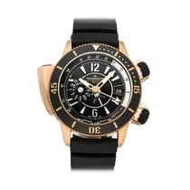 Jaeger-LeCoultre Master Compressor Diving Pro Geographic Q1852470 Very good Rose gold 46.2mm Automatic