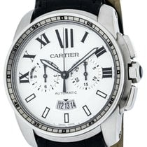 Cartier Calibre de Cartier Chronograph 42mm Silver