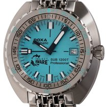 Doxa Steel 41mm Automatic PA II new United States of America, Texas, Austin