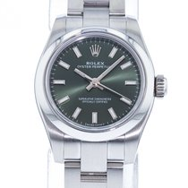 Rolex Oyster Perpetual 26 Steel 26mm Green United States of America, Georgia, Atlanta