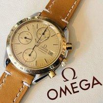 Omega Speedmaster Reduced Gold/Steel 38mm United Kingdom, Norwich