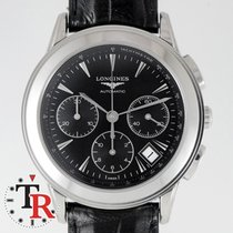 Longines Flagship Acero 39mm Negro España, Madrid