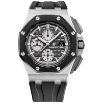 Audemars Piguet Royal Oak Offshore Chronograph Titanio 44mm Gris