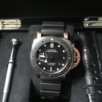 Panerai Luminor Submersible 1950 3 Days Automatic Oro rojo 42mm