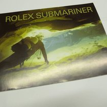Rolex Submariner Booklet  11/2008