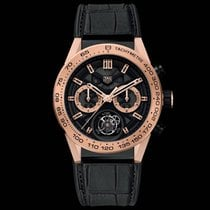 TAG Heuer Carrera Heuer-02T CAR5A5Z.FC6377 Tag Heuer Carrera Calibre HEUER 02 Tourbillon new