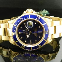Rolex Submariner Ref. 16808 Oro Giallo