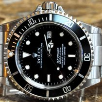 Rolex Sea-Dweller 4000 with Box Booklets