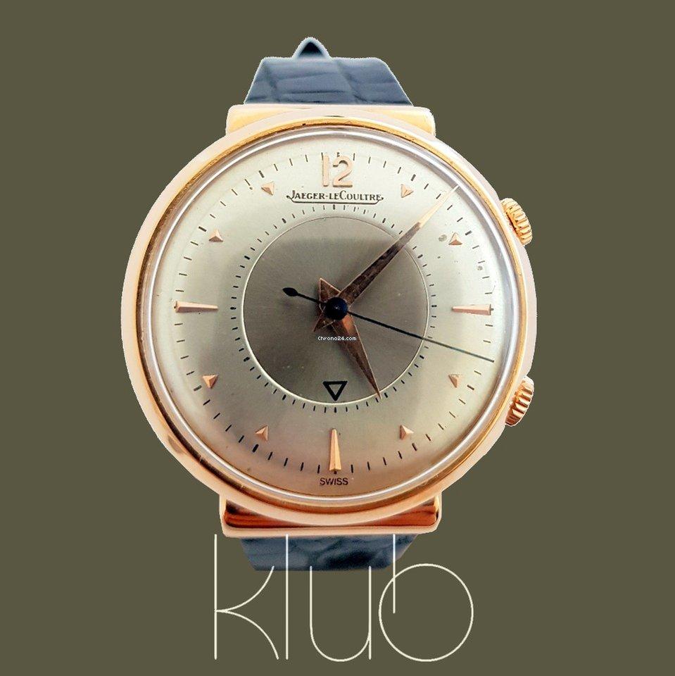 c032c9e71a4 Comprar relógios Jaeger-LeCoultre Ouro rosa