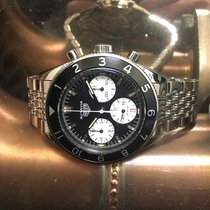 TAG Heuer Chronograph 42mm Automatic 2018 new Autavia Black