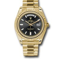 Rolex Day-Date 40 228238 2016 pre-owned