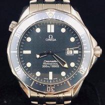 Omega 2531.80 Steel 2005 Seamaster Diver 300 M 41mm pre-owned