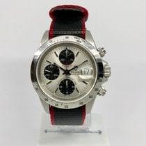 Tudor Panda Dial Tiger Prince Date Chronograph