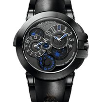 Harry Winston new Automatic Display Back Power Reserve Display 44mm