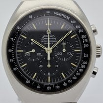 Omega Speedmaster Mark II Zeljezo 41mm Crn