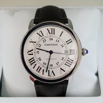 Cartier Ronde Croisière de Cartier WSRN0022 New Steel 42mm Automatic
